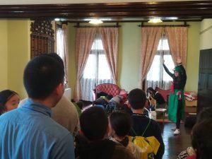 自治体で行う英語イベント