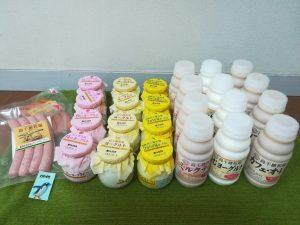 乳製品・ソーセージ詰め合わせ